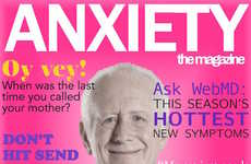 Anxiety-Simulating Magazines