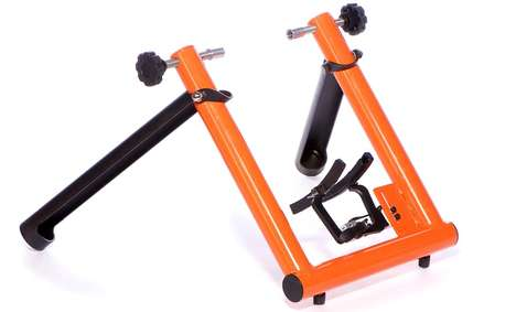 Noiseless Bike Trainers - The STAC Zero Trainer Minimizes Noise and Wheel Corroding