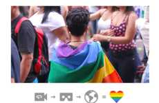 Google's 'Pride for Everyone' Captures Pride Celebrations in 360 Degrees