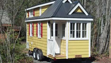 45 Tiny House Designs - From Charitable Micro-Homes to Mini DIY Homes