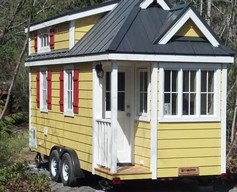 45 Tiny House Designs