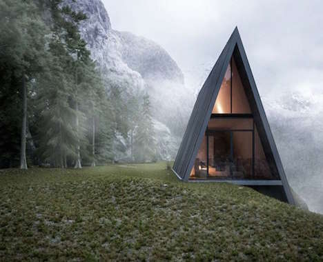 Triangle Cliff Houses