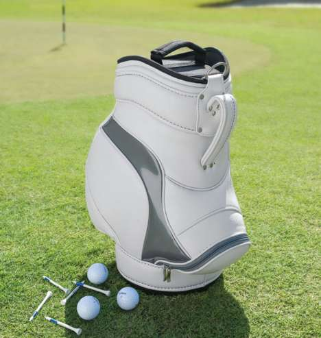 Golf Bag Coolers - This Cooler Hides as a Golf Bag and Can Save an Avid Golfer's Money