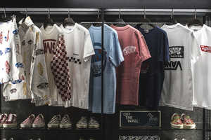 This Store by INCREDIBLE Features a Series of Vintage Skate Products