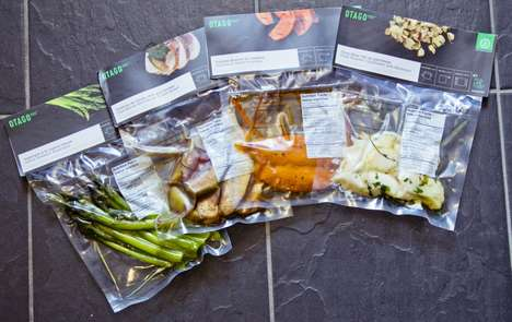 Chef-Curated Meal Services - 'Real Life Food' Provides Fresh Prepped Foods for Busy Lifestyles