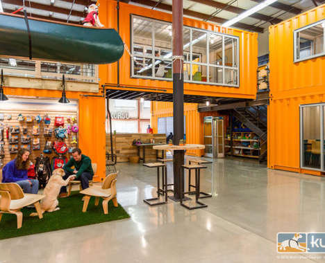 Dog-Friendly Office Spaces