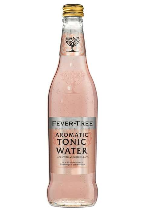 Historic Tonic Water - The 'Aromatic' Fever-Tree Tonic Was Inspired by a 19th Century Navy Recipe