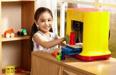 Classroom 3D Printers - XYZprinting's 'da Vinci miniMaker' Printer for Kids is Designed for School