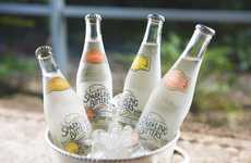 Tonic-Infused Sparkling Water