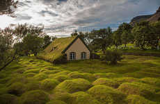 Fairy Tale Green Homes - These Green Roof Houses Save on Energy and Look Stunning