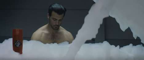 Comical Masculine Scent Ads - These Old Spice Commercials Show Men Claiming Power Through Scent