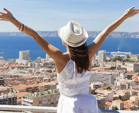 Top 40 Travel Ideas in July