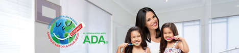 Hispanic Oral Hygiene Campaigns - Colgate's Oral Health Month Campaign Targets Hispanic Families