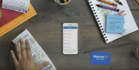 Streamlined Retail Payments - Walmart Pay Cuts on Costs and Offers More Convenience for Consumers