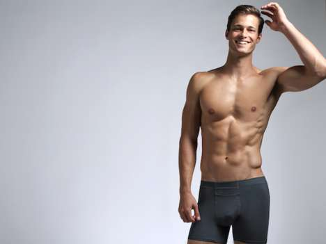 Ultra-Comfortable Boxers - The Bliss Collection Offers Men Cozy Lightweight Underwear Alternatives