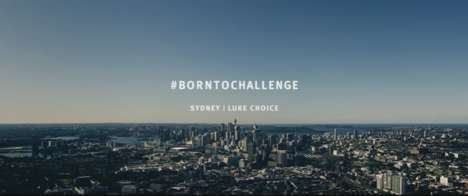 A Day in Sydney with Luke Choice - Digital Artist Luke Choice Gets Creative in the Infiniti Q30