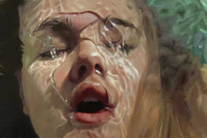 Reisha Perlmutter's Underwater Paintings are Shockingly Realistic
