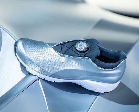 Car-Inspired Sneakers