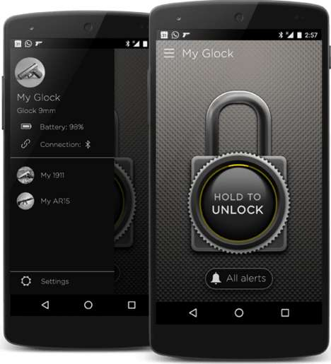 Personalized Firearm Locks - The Zore Quick-Draw Combination Lock Aims To Improve Gun Safety