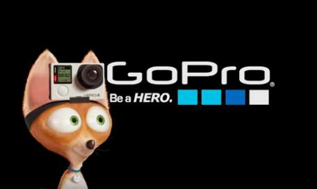 Animated Camera Ads - This GoPro Advertisement Promotes 'The Secret Life of Pets'