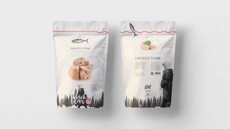 Top 100 Packaging Ideas in July - From Chinese Folktale Teas to Chromatic Sauce Jars
