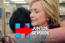 Cultural Political Campaigns - Hillary Clinton's 'Nuestra Historia' Ad Acknowledges Hispanic Voters