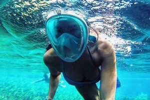 These Snorkeling Masks Make Practice Much Easier
