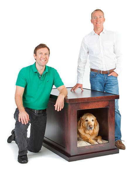 Anti-Anxiety Pet Crates - 'Zencrate' is a Revolutionary Dog Crate To Curb Anxiety