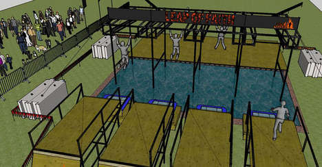 Fan-Designed Obstacle Courses - Tough Mudder's Next Obstacle Will Be Designed by Fans of the Course