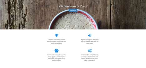 Gamified Kitchen Cleanup Apps - The 'Who Made Coffee' Platform Helps Keep Office Kitchens Clean