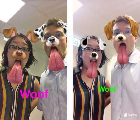 Instant Messaging Copycats - The Snow App is Asia's Eerily Similar Version of Snapchat