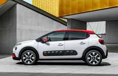 Customizable Supermini Cars - The New Citroen C3 is Designed For Versatility and Utility