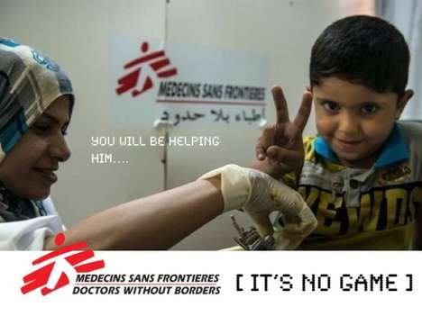 Social Good Mobile Games - This Digital Game is Based on the Work of Doctors Without Borders