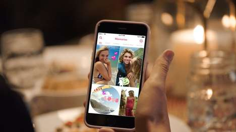 Instant Messaging Memories - Snapchat is Introducing a New Feature Called Memories