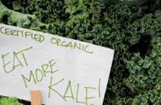 'Kale Cup' Hosted by 'Kale Yeah!' is the First of Its Kind at a Food Festival