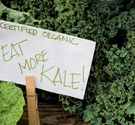 Kale Eating Contests - 'Kale Cup' Hosted by 'Kale Yeah!' is the First of Its Kind at a Food Festival