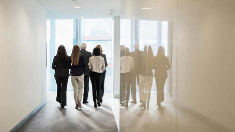 Active Business Meetings - The Concept of 'Walking Meetings' Allow Workers to Decrease Sitting Time