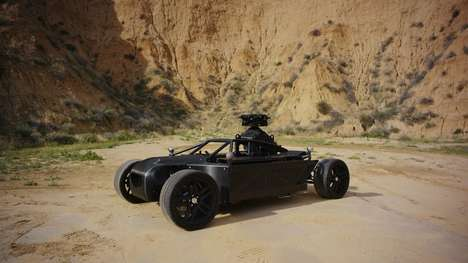 Next-Gen Car Commercials - The 'Blackbird' Could Completely Change How Car Commercials Are Shot