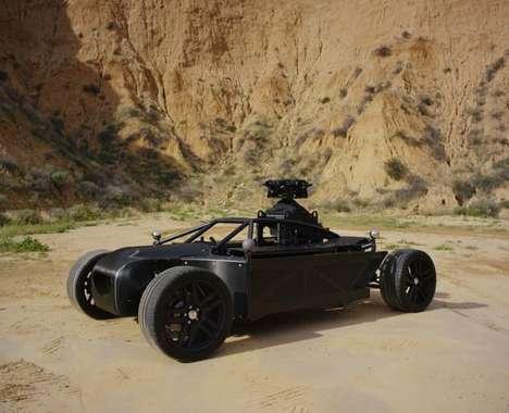 Next-Gen Car Commercials