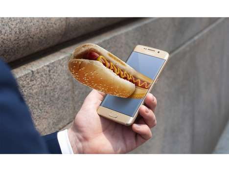 Top 30 Mobile Marketing Ideas in July - From Branded Beverage Filters to Phone-Charging Meal Boxes