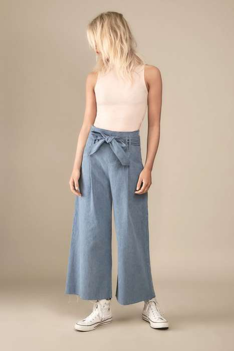 Recycled Chain Store Clothing - Urban Outfitters' New Clothing Line Features Repurposed Fabric