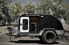 Rugged Teardrop Trailers