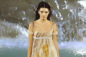 Fendi's Anniversary Show Revealed Fairy Tale Looks