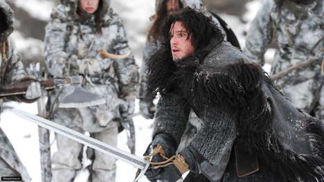 Unedited TV Show Airings - CTV Will Be Airing Unedited Game of Thrones Episodes From Season 1