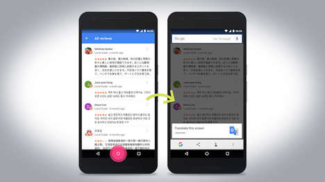 Instant Translation Apps - Google Updated its 'Now on Tap' to Translate Text on Android Marshmallow
