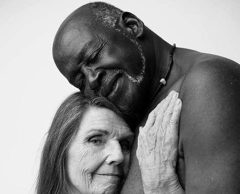 Amorous Interracial Portraits