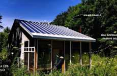 Eco-Building Tool Kits - This Tool Kit Makes the Construction of Green Homes Simple