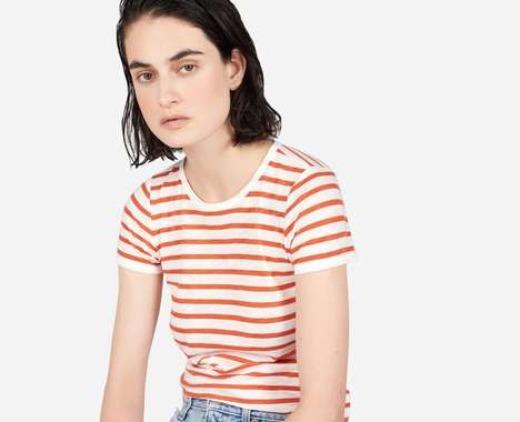 Stripes-Only Clothing Lines