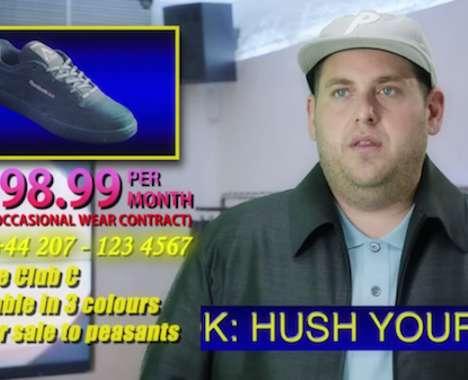 Awkward Sneaker Commercials