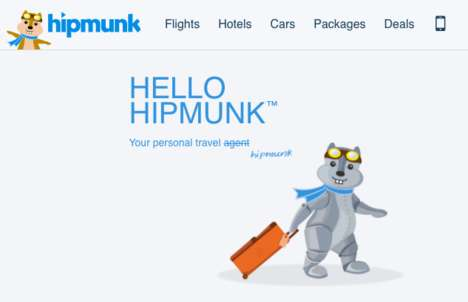 AI Travel Agents - 'Hello Hipmunk' is a Smart Assistant Powered by Artificial Intelligence
